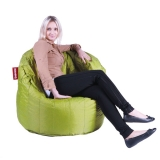 sedací vak BeanBag Lumin Chair green frog