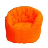 sedací vak BeanBag Lumin Chair fluo orange