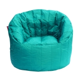 sedací vak BeanBag Lumin Chair sea green