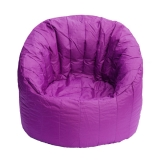 sedací vak BeanBag Lumin Chair purple